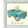C is for Car by Catherine Richards