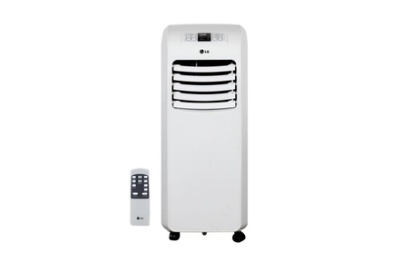 Refurbished LG LP0815WNR 8,000 BTU Portable Air Condition with Remote photo