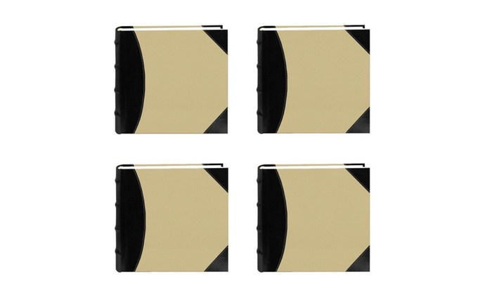 Pioneer High Capacity Sewn Fabric Leatherette Cover Photo Album