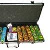 525 Chip 14g Denominated Las Vegas Poker Room Poker Chip Set