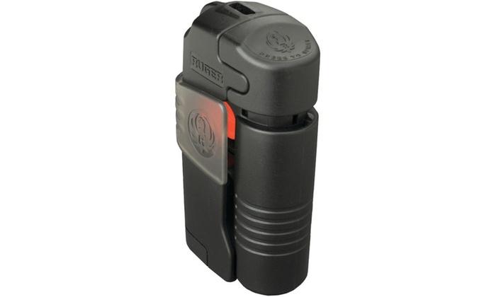 Ruger Rhb001 Ultra Pepper Spray System (black)
