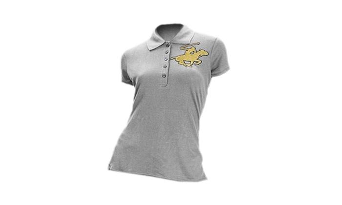 Women's Plus Size Beverly Hills Polo Club Shirt