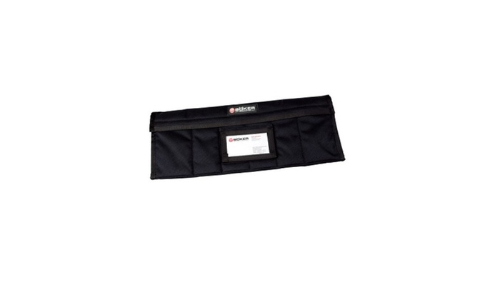 Boker Plus Knife Vault Large in Black Holds Up To 12 Folders