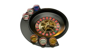 Roulette Drinking Game (9-Piece)