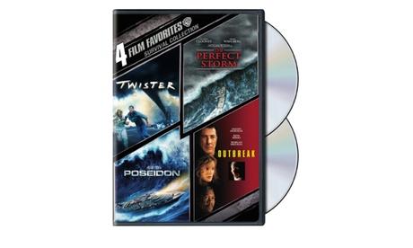 4 Film Favorites: Survival (4FF) (DVD) 63420190-1cee-4f0c-a120-199b431a039b