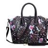 Women's Stylish Rose Print Shoulder Crossbody Casual Bags