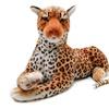 Viahart 40 Inch Leopard Cat Stuffed Animal Plush - Lahari The Leopard