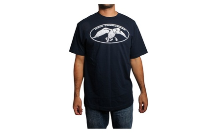Duck Commander Fears the Beard Navy T-shirt