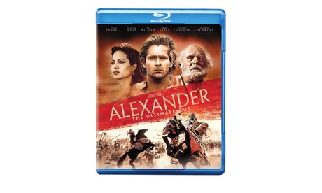 Alexander: The Ultimate Cut (BD) f5b9394f-9ec2-48a1-b7de-43edb6a40a7d