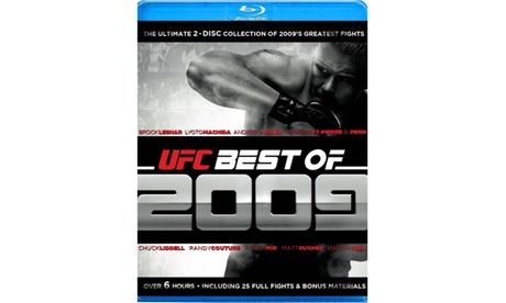 UFC: The Best Of 2009 BD f01c9dde-1b53-4532-999d-a14e49e5e68f