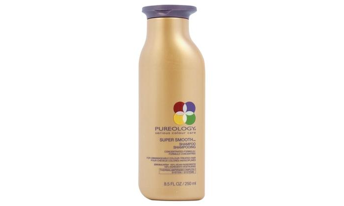 Pureology Super Smooth Shampoo Unisex 8.5 oz Shampoo