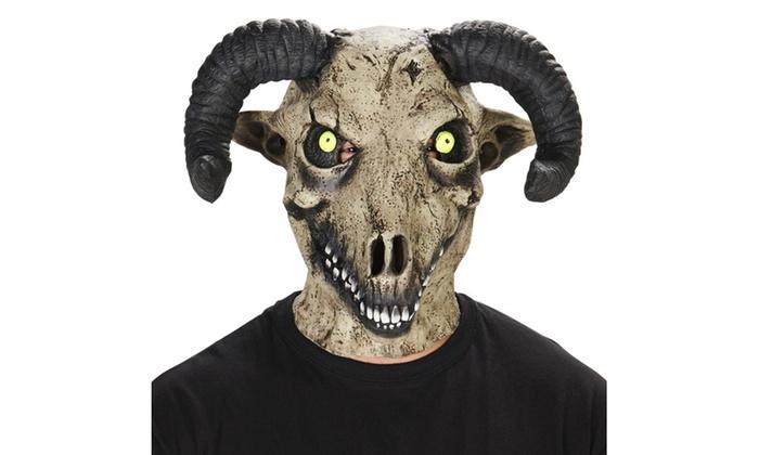 Ram Horned Adult Mask