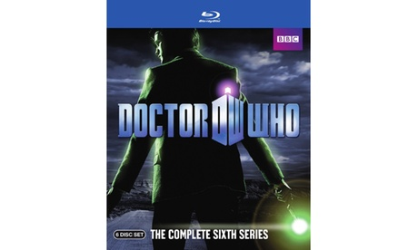Doctor Who: The Complete Sixth Series (Blu-ray) 0bfd420f-fab6-49e1-98d7-307fa144efc4