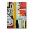 Sylvie Demers Chemins Canvas Print
