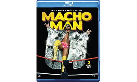 WWE: Randy Savage Story, The (Blu-Ray) 35ea1f34-5581-407e-95c7-6bfa2d3baabb