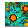 Amy Vangsgard Pop Daisies Canvas Print