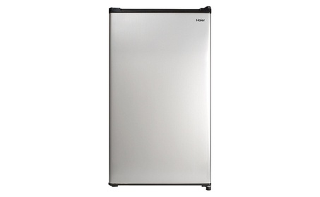 Haier HC27SW20RV 2.7 cu ft Refrigerator - Virtual Steel photo