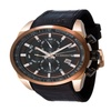 Everest Stainless Steel Men's Watch Rose Gold Tone ES30135