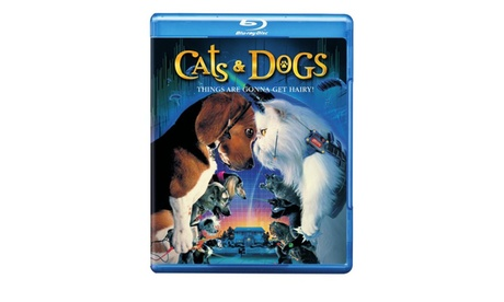 Cats and Dogs (BD) fdd6926f-f4e6-42f7-bcf7-b86bd9f78869