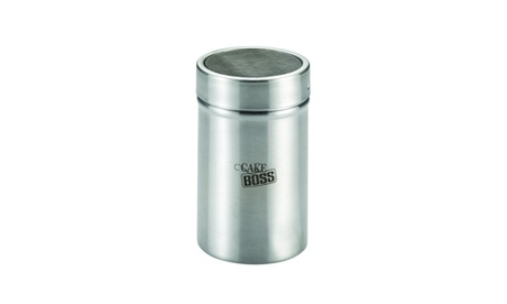 Cake Boss Stainless Steel Tools & Gadgets 1-Cup Powdered Sugar Shaker 08c61f2c-ecf6-4ec7-a525-6fcefb5c6f69
