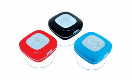 WATERPROOF BLUETOOTH SHOWER SPEAKER