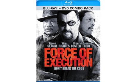 Force of Execution BD/DVD e6fa1af0-d60b-4ee9-9dcb-e4e34e52b61d