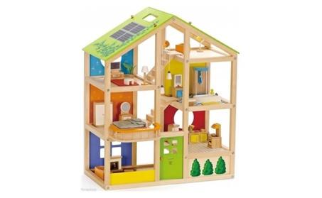 HaPe Toys E3401 All Season House-furnished DS - 3Y plus 732099a7-4d9a-47e2-8c13-dab9b4048c47