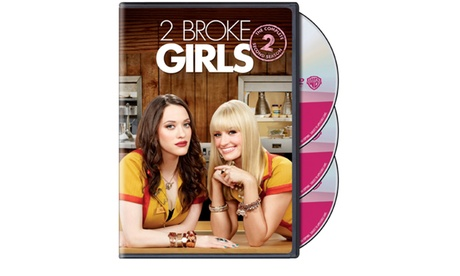 2 Broke Girls: The Complete Second Season (DVD) ab68f267-337c-495f-b9ac-8ca93a3e89d4