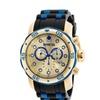 Invicta 18041 Gold Dial Pro Diver Quartz Chronograph Men's Watch