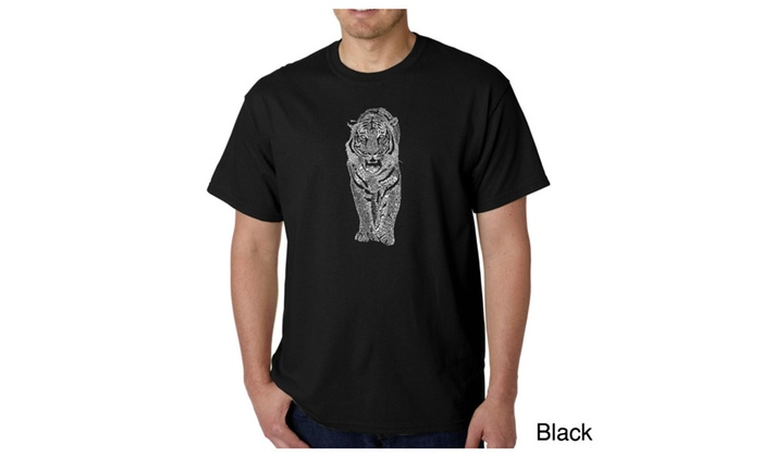 Men's T-shirt - TIGER