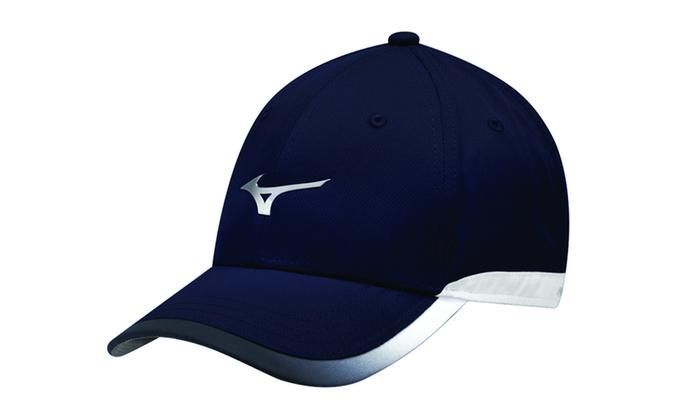 Mizuno Chrome Hat Navy