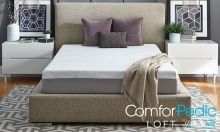 Hot Buy: 10'' ComforPedic Loft from Beautyrest Gel Memory Foam Mattress