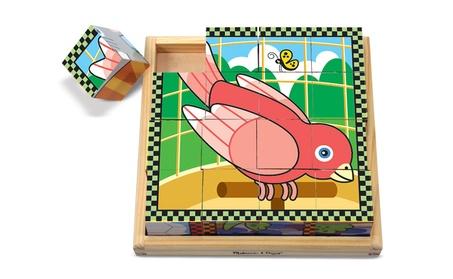 Melissa Doug Pets Cube Puzzle 3771 d7f51756-df46-4cf9-a568-fbc0a0b10ad9