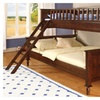 Padua Twin Over Full Bunk Bed With Twin Trundle