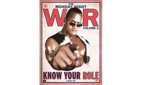 WWE: Monday Night War Vol. 2: Know Your Role (DVD) a0c078f8-9fe9-46e5-b97c-7d1e352ce203