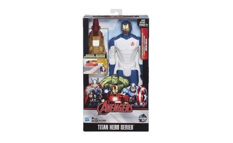 "Marvel Avengers Titan Hero Series Iron Man 12"" Action Figure 3c5d54f9-fe11-477a-805a-e5c5e8effc56"