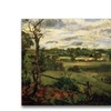 John Constable View of Highgate from Hampstead Canvas Print
