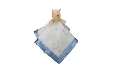 Kids Preferred CLASSIC Winnie POOH Bear BLANKIE  Blanket