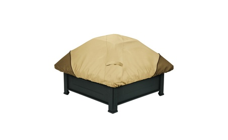 Classic Accessories Veranda 71942 Fire Pit Cover, Square 791257fa-6448-4a89-8e97-bdb38a26c175