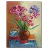 Rio Spring Flowers Canvas Print