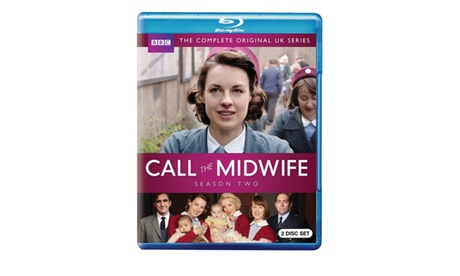 Call the Midwife: Season Two (BBC/Blu-ray) e62c8cd4-0ebf-4788-9353-0e6384a24b45