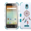 Insten Dreamcatcher Layer Case For Alcatel One Touch Elevate Blue WH