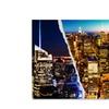 Philippe Hugonnard City Lights Canvas Print