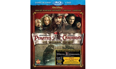 Pirates Of The Caribbean: At World's End (Blu-ray) Combo Pack 634bce25-97ed-432a-be11-3054a3e99a98