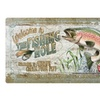 American Expedition Cutting Board - Fishing Hole Trout