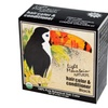 Light Mountain Natural Hair Color and Conditioner Black - 4 OZ
