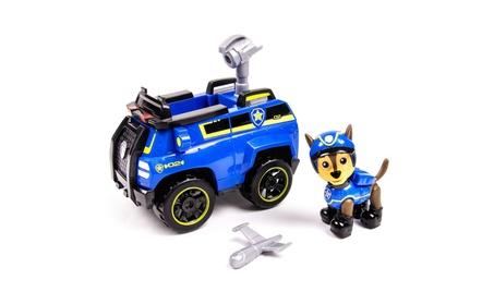 Paw Patrol Chase's Spy Cruiser, Vehicle and Figure 7bb253b3-2435-4f0f-9365-b45d44c1cf60