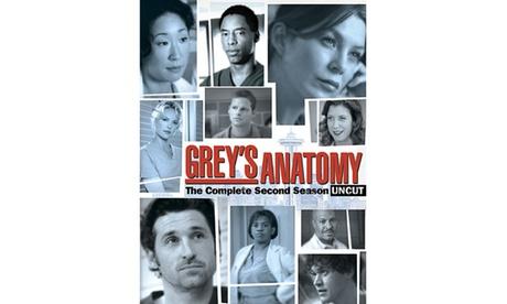 Grey's Anatomy: The Complete Second Season - Uncut 7007e1d4-b4c5-47f5-81b6-064b30479d40