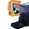 Large Capacity Automatic Pet Feeder Programmable