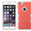 Insten Gel Cover Case For Apple iPhone 6 Plus Red